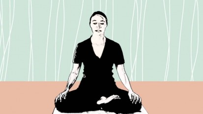 Meditation Posture—a Simple Guide