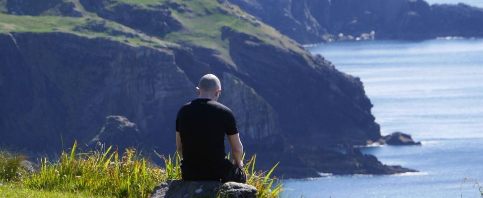 Time to Meditate - Guided meditation session from Dzogchen Beara